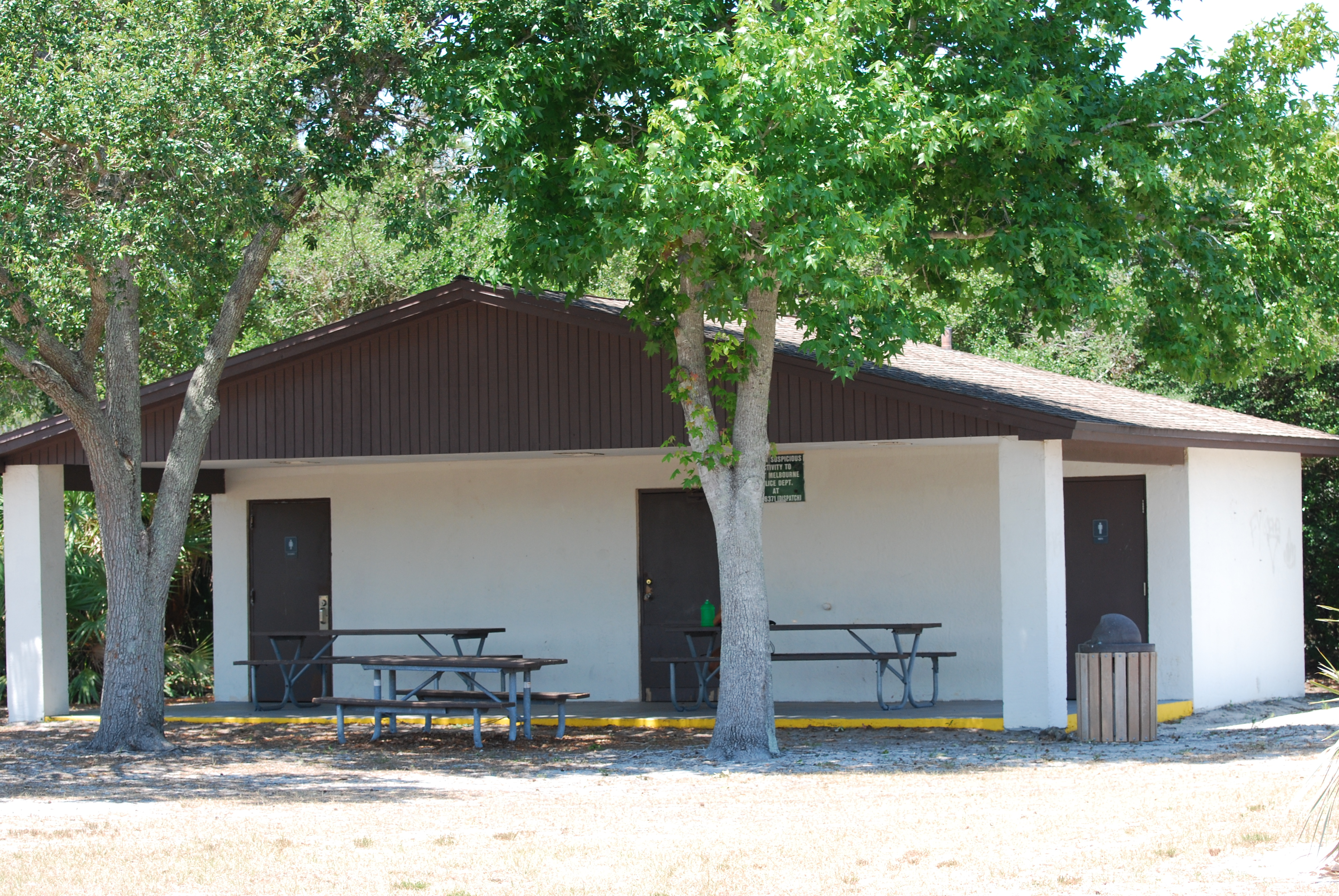 Picnic and Restroom Facilities